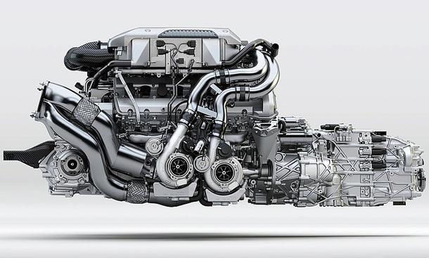 Bugatti: Aus für den W16-Motor