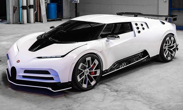 Bugatti Centodieci (2021)