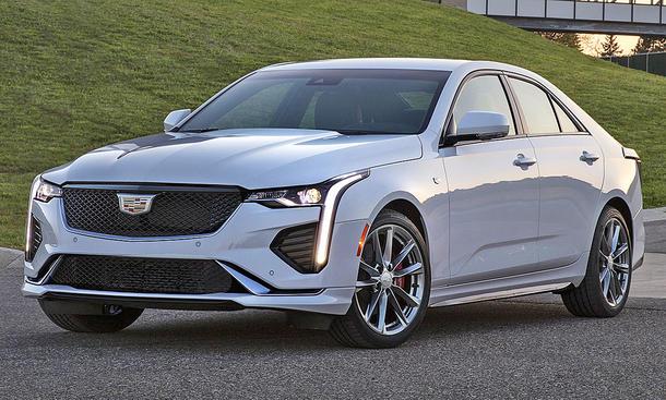 Cadillac CT4 (2020)