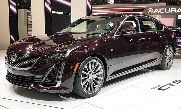 Cadillac CT5 (2019)