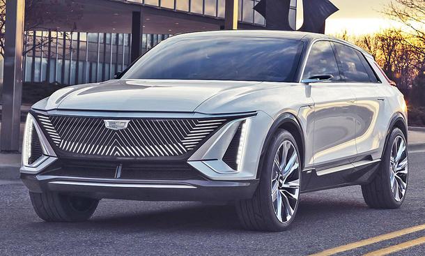 Cadillac Lyriq (2020)