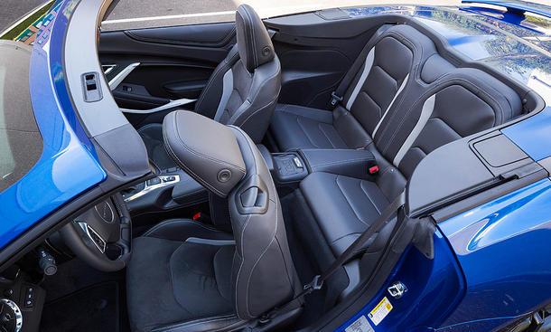 Chevrolet Camaro Carbriolet 6.2 V8