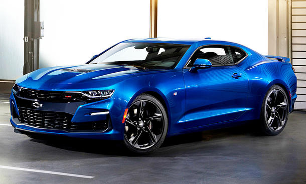 Chevrolet Camaro Facelift (2018)