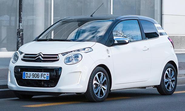 Kleinstwagen: Citroën C1