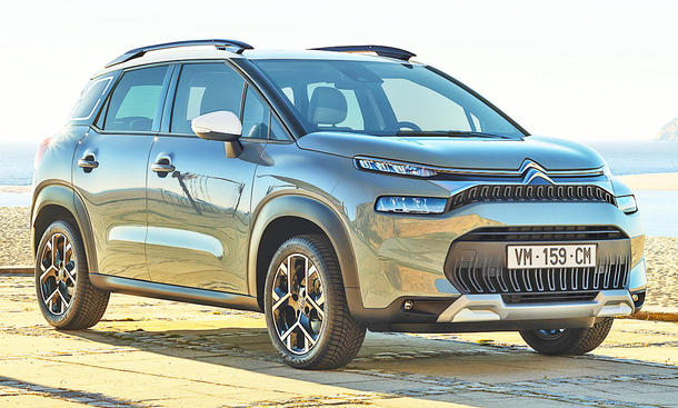 Citroën C3 Aircross Facelift (2021)