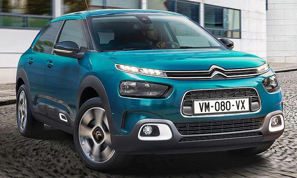 Citroën C4 Cactus Facelift (2018)