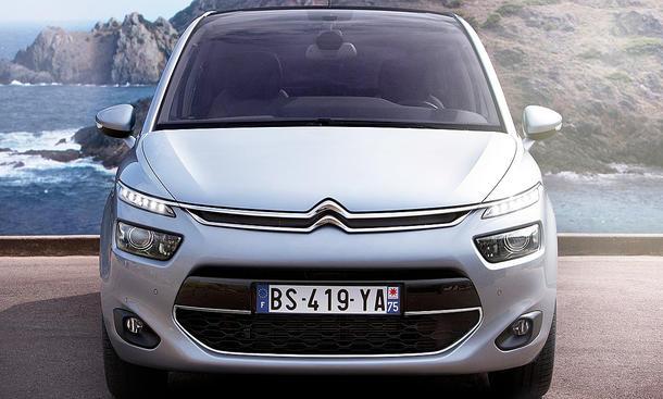 Citroën C4 Picasso: Gebrauchtwagen kaufen