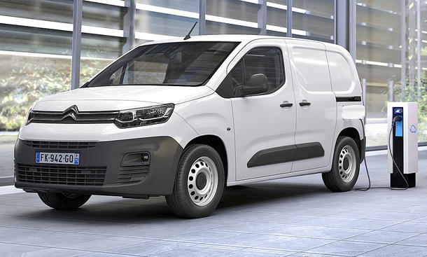 Citroën ë-Berlingo Kastenwagen (2021)
