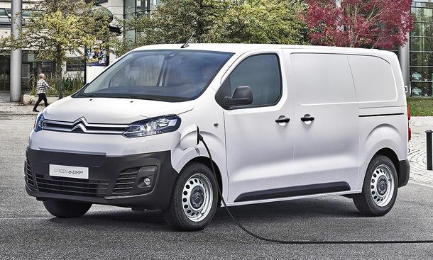 Citroën ë-Jumpy (2020)