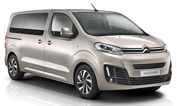 Citroën Spacetourer (2016)
