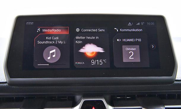 Toyota GR Supra: Connectivity