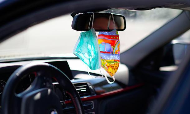 Corona Regeln Autofahren