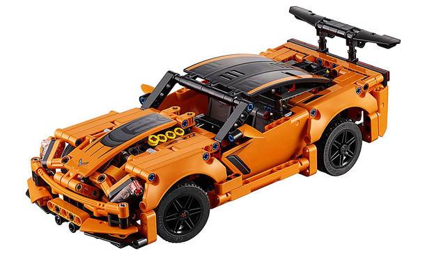 Corvette ZR1: Lego-Technic
