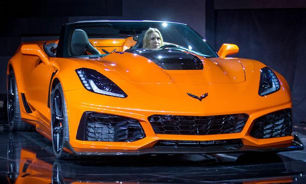Corvette ZR1 Cabrio (2019): Preis & Motor | autozeitung.de