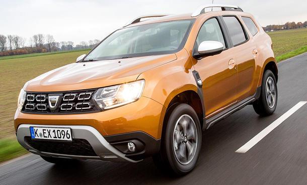 Dacia Duster (2018)