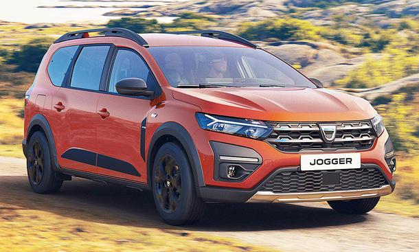 Dacia Jogger (2021)