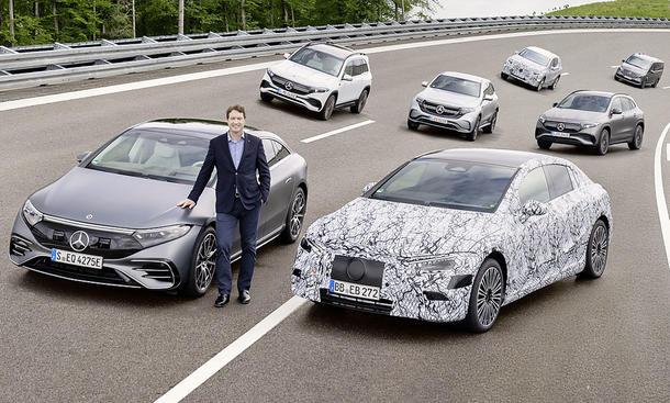 Daimler-News (Juli 2021): Elektro-Strategie vorgestellt