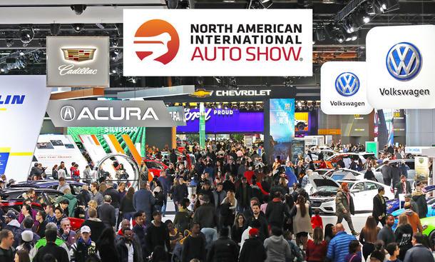 Detroit Auto Show 2020 (NAIAS)
