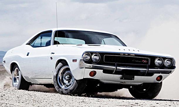 Dodge Challenger 440 R/T