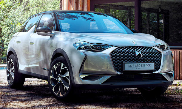 DS 3 Crossback (2019)