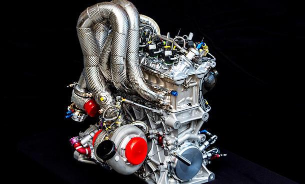 Audi Turbo-Vierzylinder für DTM 2019