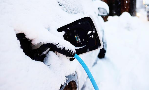 Elektroauto im Winter: Reichweite/Stau/Tipps