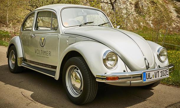 VW Elektro-Käfer: Voltimer