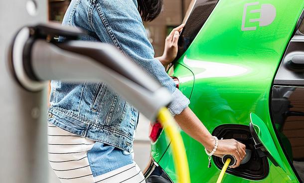 Elektroauto: E-Dienstwagen mit Steuervorteil