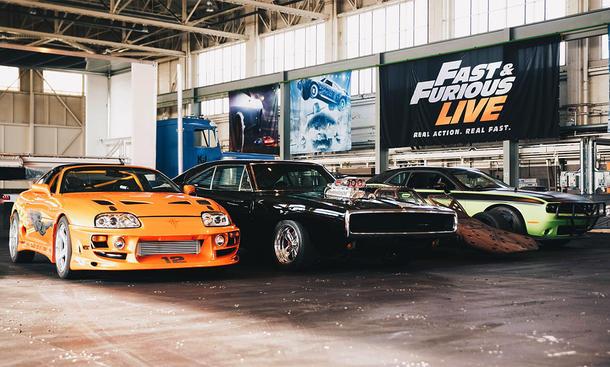 Fast Furious Live 2018 Preise Tickets Termine Autozeitungde