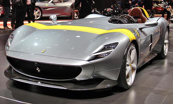Ferrari Monza SP1 (2018)
