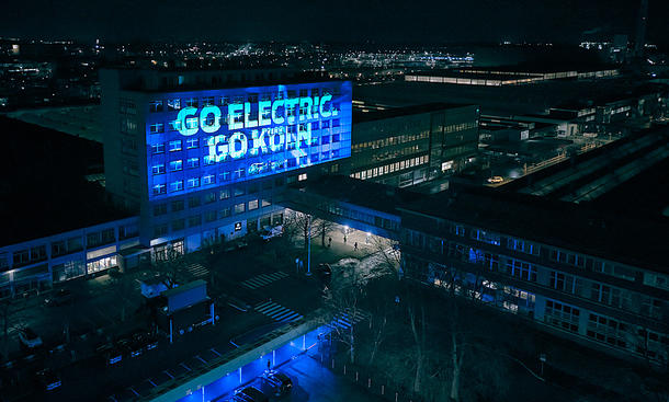 Ford gründet europäisches Electrification Center in Köln
