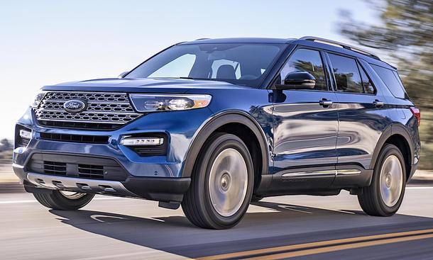 Bestellstart für den Ford Explorer
