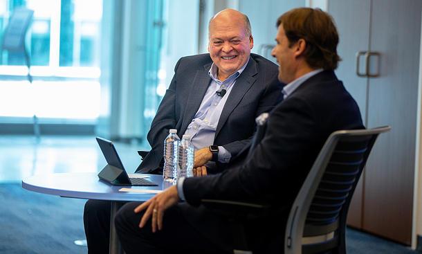Ford-Chef Jim Hackett tritt zurück