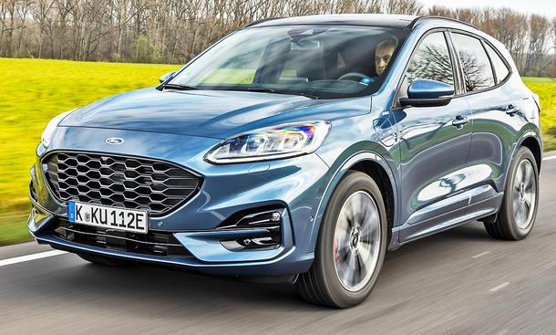Ford Kuga 2.5 Plug-in-Hybrid (2020)