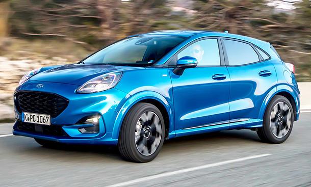 Ford Puma (2019)