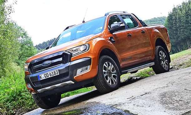 Ford Ranger: Test