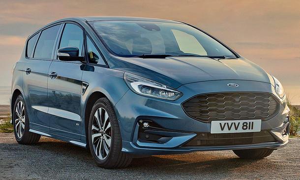 Ford bringt den S-Max Hybrid