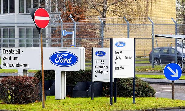 Ford-Werke GmbH Köln