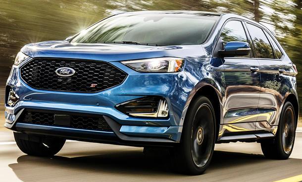Ford Edge Facelift (2018): ST, Motoren, Preis