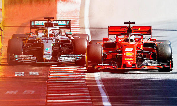 Strafe für Sebastian Vettel (Formel 1)
