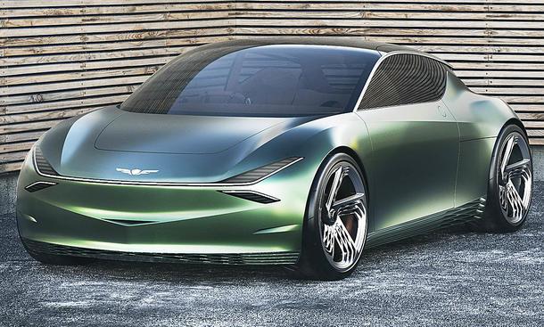Genesis Mint Concept (2019)