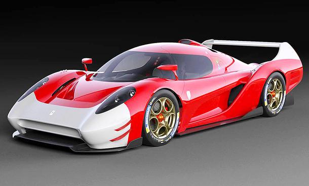 Glickenhaus zeigt Hypercar für Le Mans