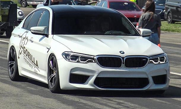 BMW M5 (F90) von Gorilla Performance