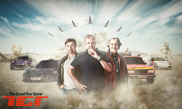 The Grand Tour Videospiel