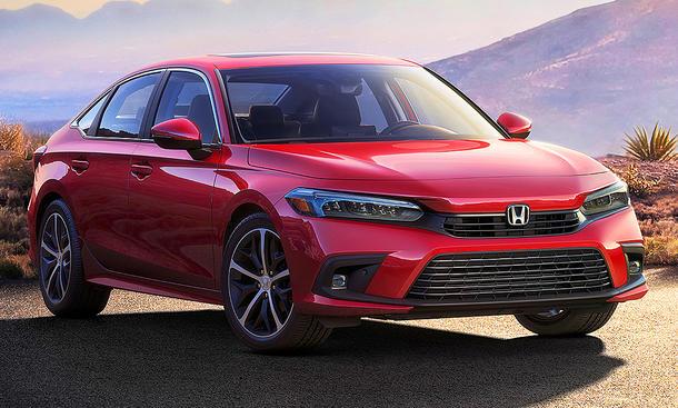 Honda Civic Limousine (2021)