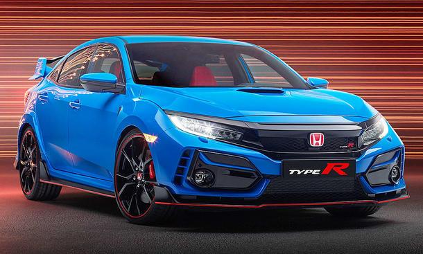 Honda Civic Type R Facelift (2020)