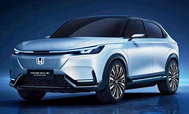 Honda SUV e:Prototype (2021)