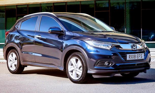 Honda HR-V Facelift (2018)