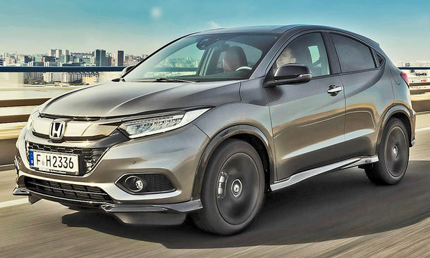 Honda HR-V 1.5 VTEC Turbo
