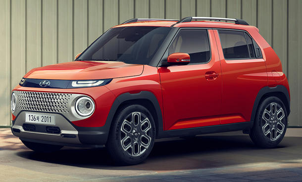 Hyundai Casper (2021)